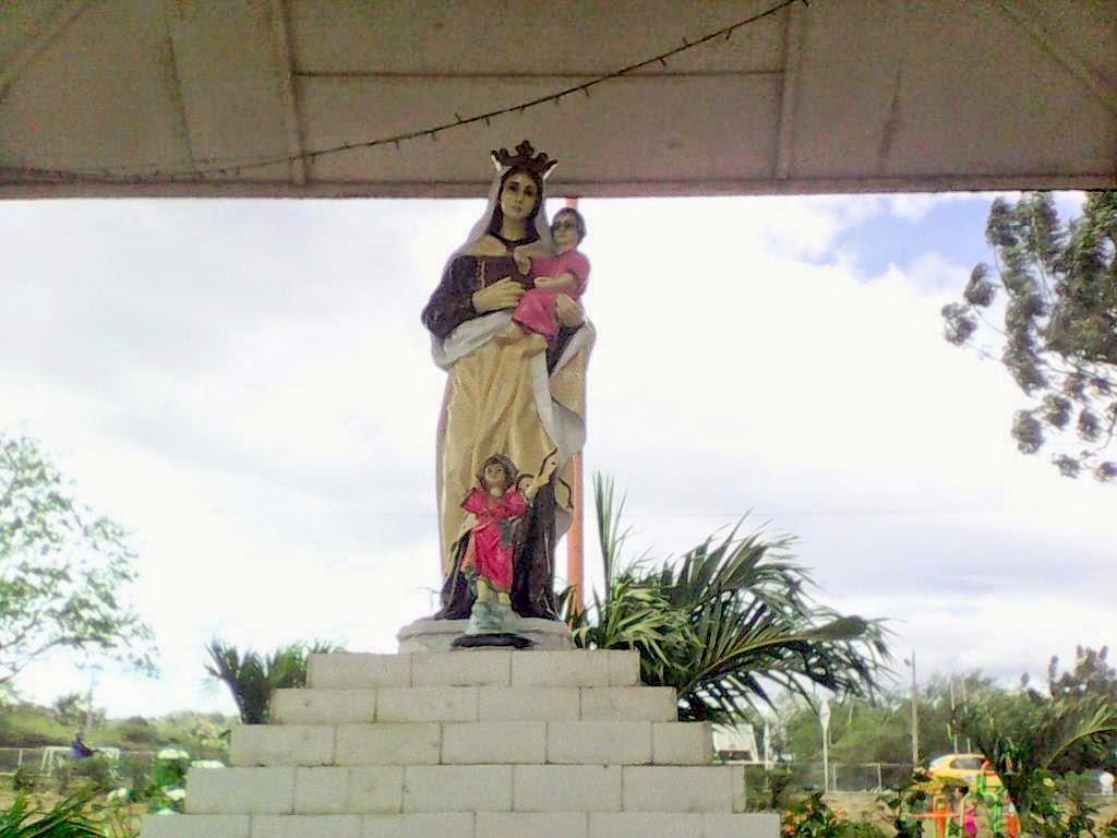 Católicos de Comuneros y alumnos colegio Juventudes Unidas invitan a la Fiesta de la Virgen del Carmen 2014 #MovilNOTICIAS #OngAE #FelixNOTICIAS Foto Félix Contreras Sa 12Jul2014
