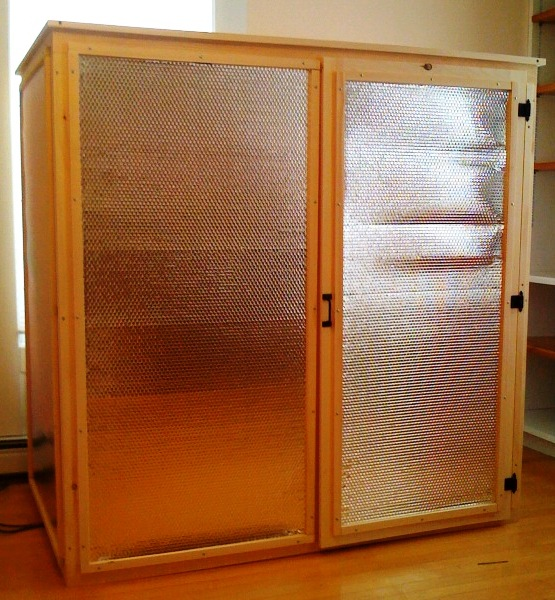 Homemade Infrared Sauna Plans Ftempo