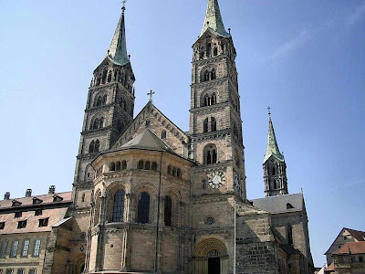 Catedral de Bamberg, Alemanha
