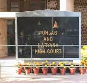 Punjab and Haryana High Court Rojgar samachar 2014