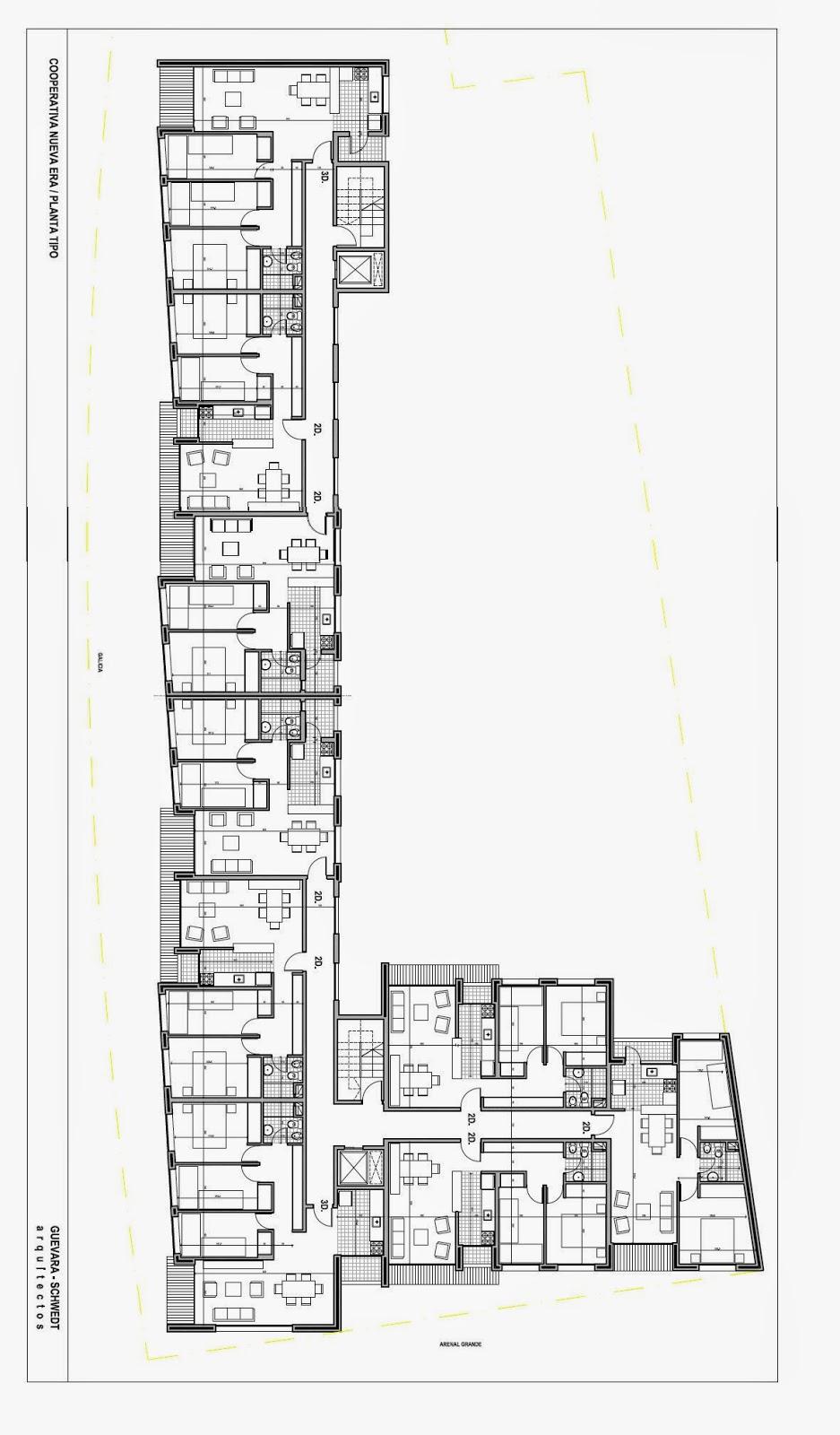 Cooperativa de viviendas nueva era proyecto - Paginas de viviendas ...