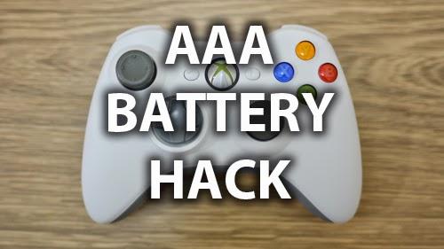 AAA Battery Hack