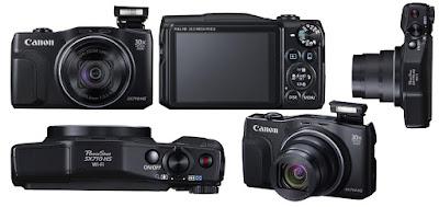 kamera prosumer, prosumer camera, Canon PowerShot SX710 HS, Nikon Coolpix P900, Panasonic DMC-FZ1000, kamera super zoom,