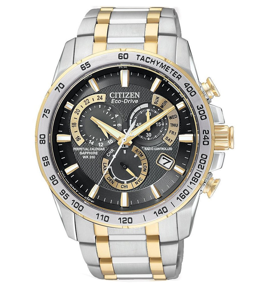 Top 5 Citizen Men's Watches For Summer 2013: Men's Citizen Eco-Drive Perpetual Calendar