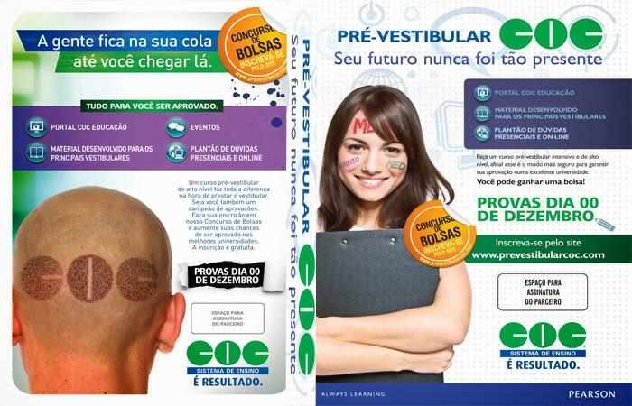 Download Pré Vestibular COC Completo 2014 destaque pre vestibular
