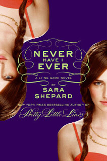 Never New YA Book Releases: August 2, 2011