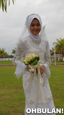 Gambar Farah Lee, Isteri Ally Iskandar