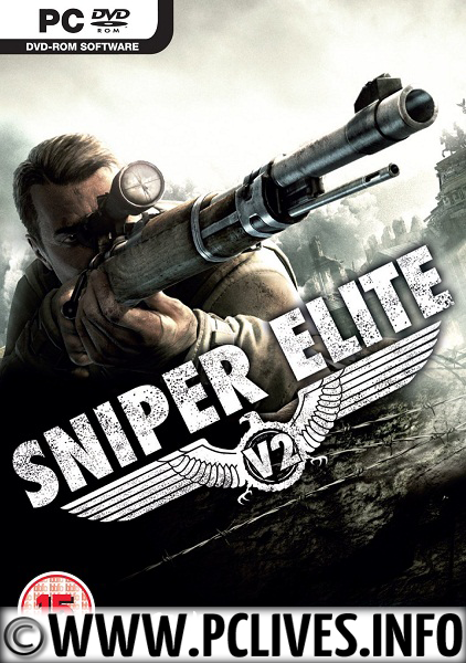 Sniper Elite V2 download cover