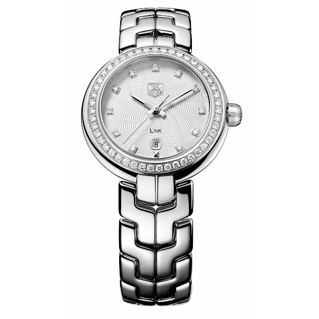 Tag Heuer Link Lady Watch all