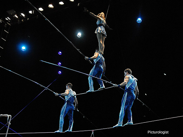 Danguir Troupe at Ring Bros and Barnum and Bailey Circus Xtreme photo by K., Johnson, Picturologist