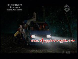 Penumpang Misterius FTV