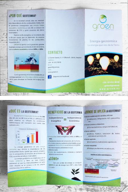 Brochure Groen