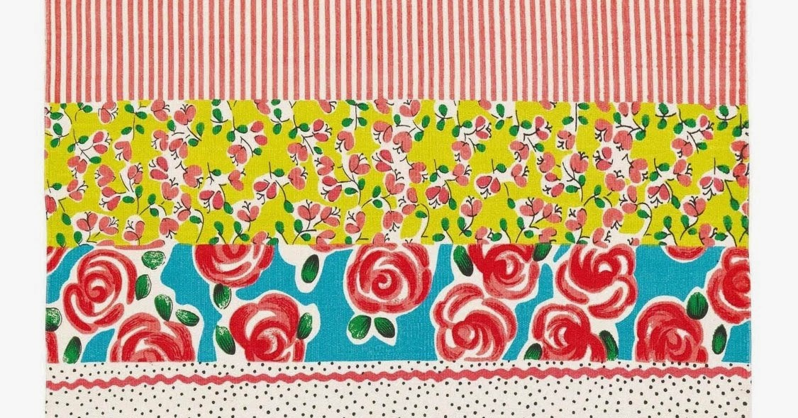 Alfombra infantil daisy stripe peony designers guild kids d 39 orte zaragoza cortinas - Designers guild espana ...