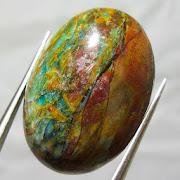 Batu Permata Garut Panca Warna