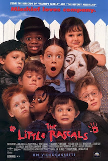 The Little Rascals (1994) Hindi Dubbed 720p BluRay [770MB]