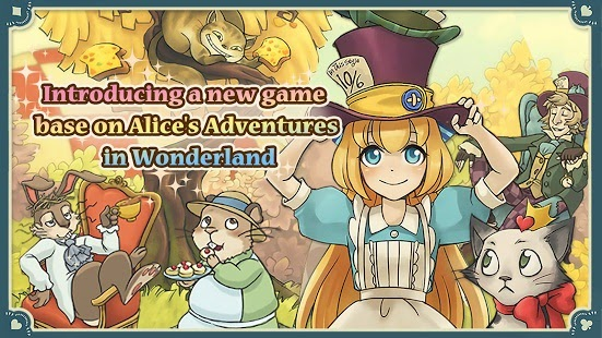 Alice's Mad Tea Party Apk Android Game