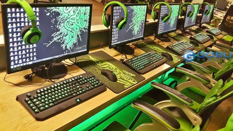 Lắp đặt phòng net boot room