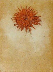 Crisantemos de Mondrian