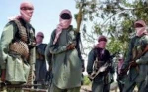 Boko Haram Gunmen