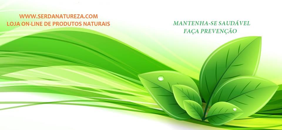 SERDANATUREZA - Loja on-line de Produtos Naturais e Bio