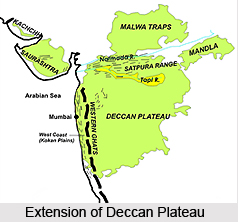 deccan plateau rivers - photo #15