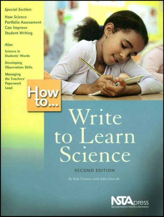 How to write to learn science