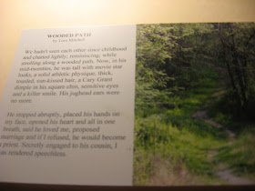 WOODED PATH (My 100-word story) 6/15/12