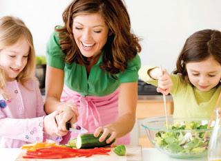 makanan yang berkhasiat untuk anak