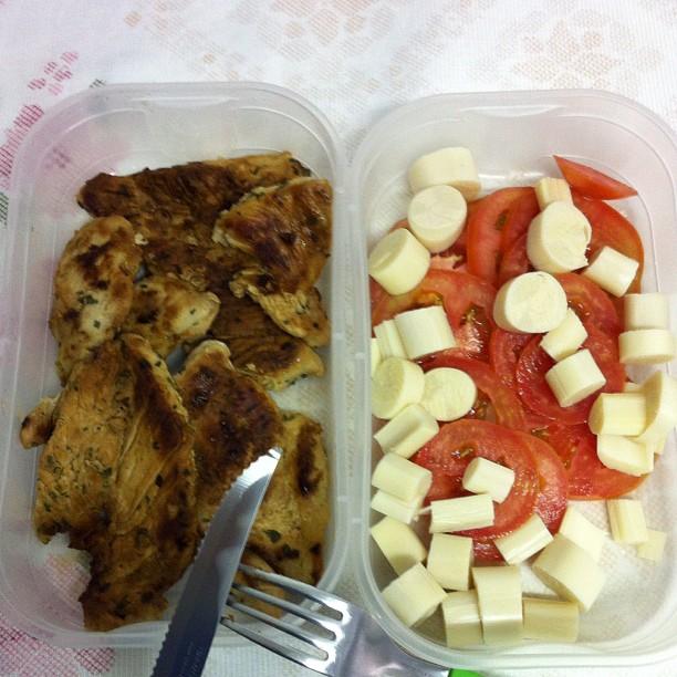 Felipe Franco mostra dieta para quem deseja ficar com o abdômen definido