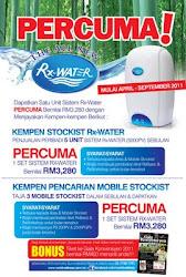 Percuma Rx Water