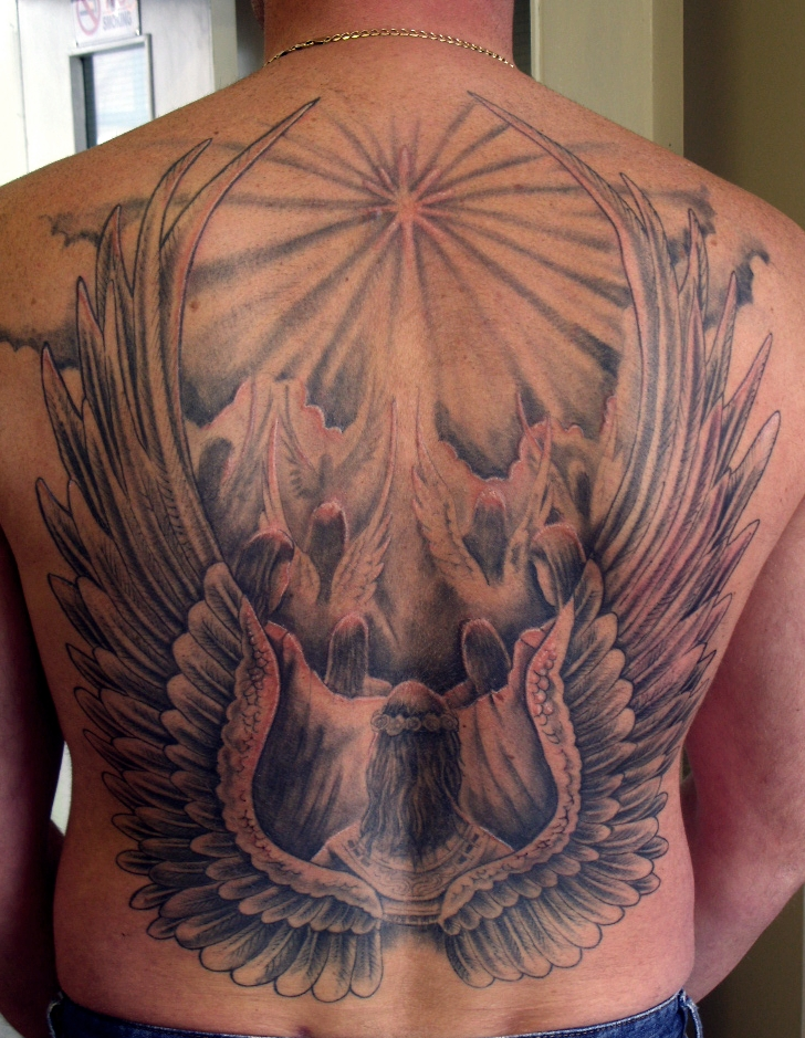 Download image Tattoo Anjos PC, Android, iPhone and iPad. Wallpapers ...