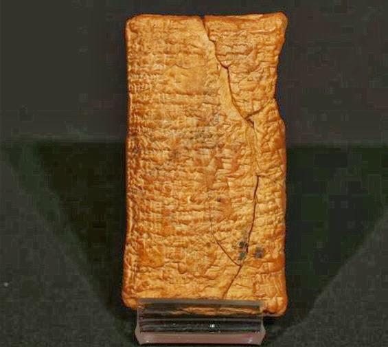 Una tablilla tiene planos de cómo pudo ser el arca de Noé Arca+de+noe3