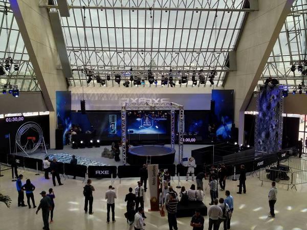 Campinense participa de competição para ir ao espaço e prova será transmitida no 'Legendários'