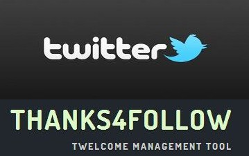 twitter thanks4follow