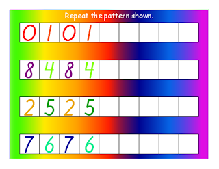 Repeating Pattern Puzzles