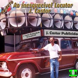 CD VOLUME 1 TRIBUTO AO INESQUECÍVEL J. CASTOR