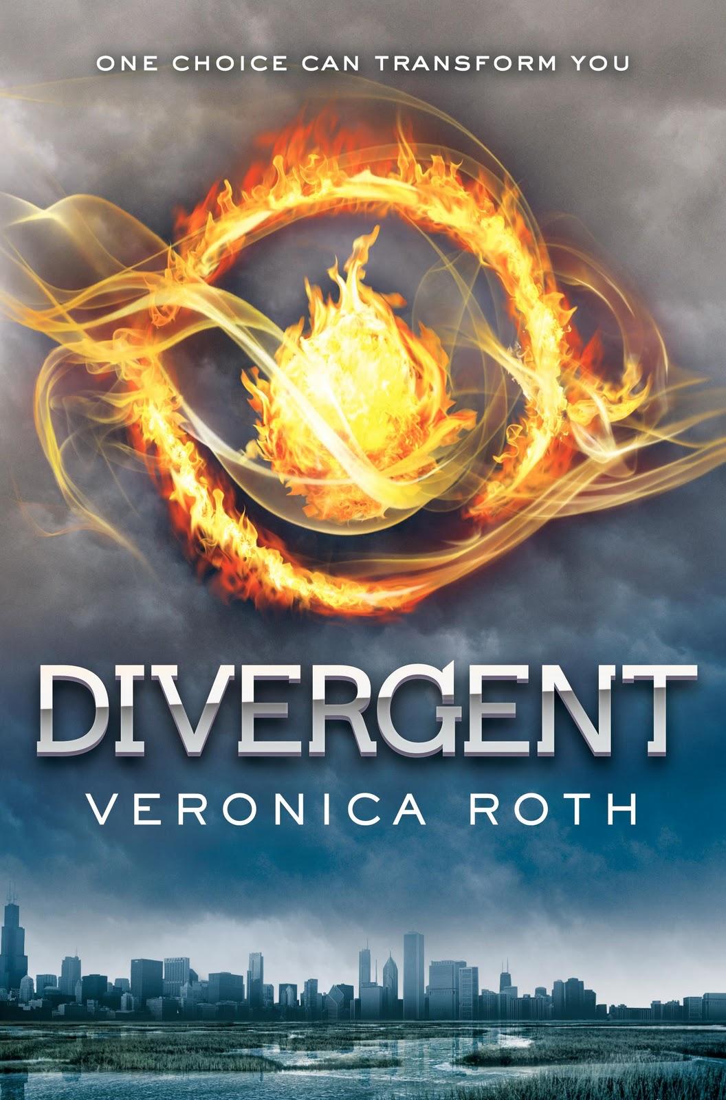 -Divergente- de Veronica Roth
