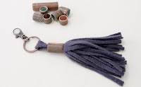 http://www.makery.uk/2015/11/diy-copper-wool-tassel-keyring/