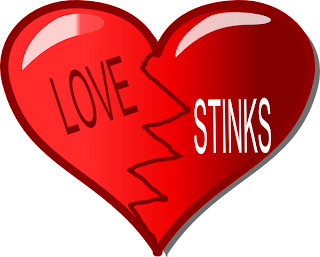 pictures of love: anti-love, love stinks