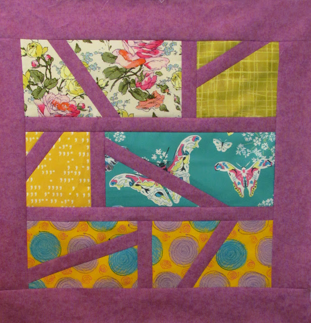 """The Pieces""  Sew, Mama, Sew! BOM 4"