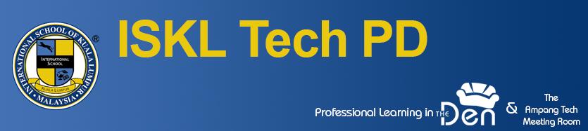 ISKL Tech PD