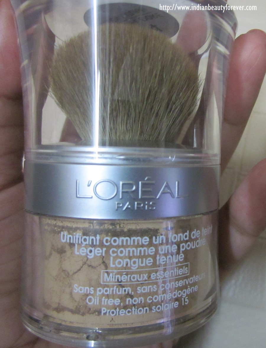 L'Oreal Foundation Review