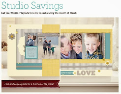 Try Studio J in March - only $5 for a 2 page layout!!