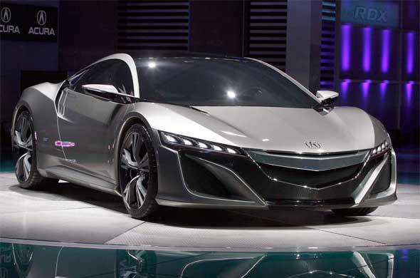 Acura NSX 2016 Release Date | Auto Sporty