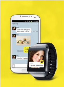 Free Download KakaoTalk 4.7.0 APK for Android