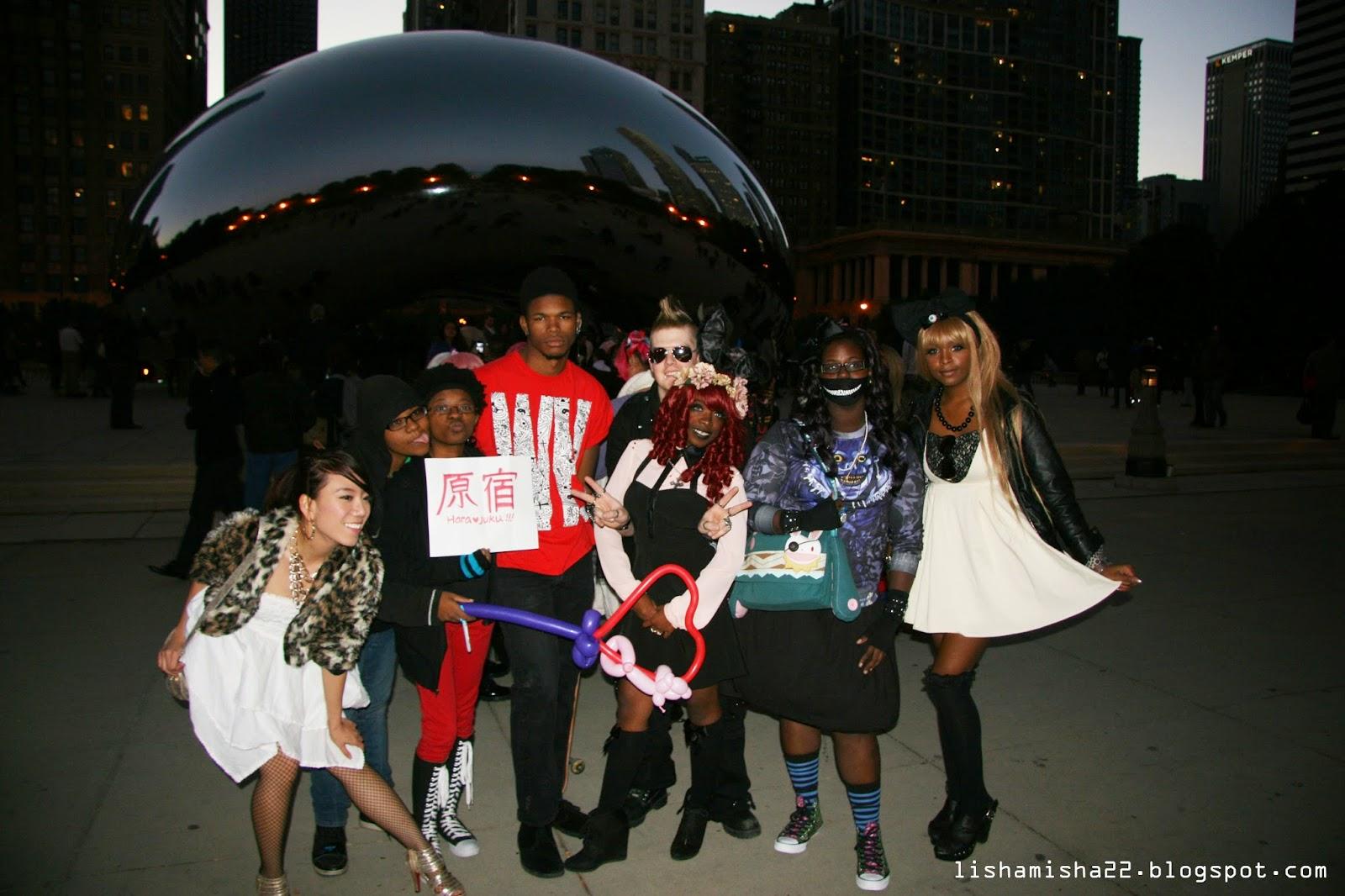 Chicago Harajuku Fashion Walk