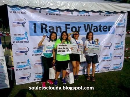 Thirsty Run 2014