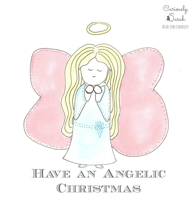 a christmas angel