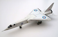 BAC TSR-2 Bomber