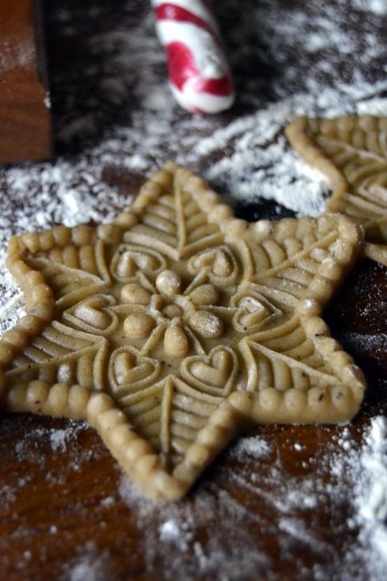 Beautiful gingerbread from turku gingerbread